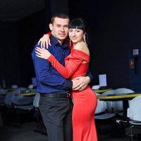 Кристина и Саша :: Ирина