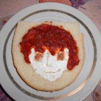 Дочкин бутерброд :: Ольга