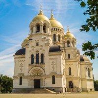 Храм в Новочеркасске :: Юлия Малиночка