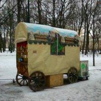 Зимние сладости :: ЕЛЕНА СОКОЛЬНИКОВА