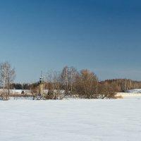 заброшенный речной маяк :: Дмитрий Земсков