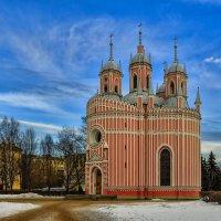 Чесменская церковь :: Валентин Яруллин