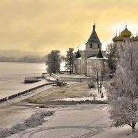 ипатьевский монастырь в костроме :: Краснов  Ю Ф