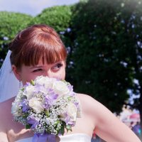 Букет невесты :: Клиентова Алиса