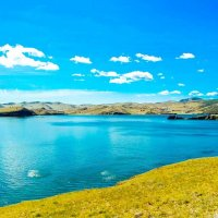 Красота Байкала :: Екатерина Комарова