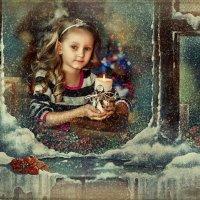 За окном метель... :: Янина Гришкова