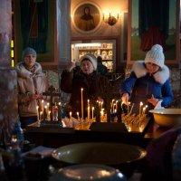 в церкви :: Владислав Чернов