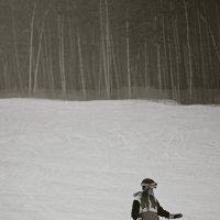 Уроки в горах :: Сергей Щеглов
