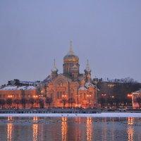 Церковь Успения Богоматери :: Наталья Левина