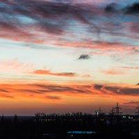 На закате :: Иван Синковец
