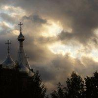 Всехсвятская церковь :: Илья Касимов