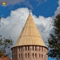 Смоленская крепость. Башня Веселуха (Лучинская, Криволучинская) :: Алексей Шаповалов Стерх