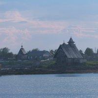 Берег Белого моря :: Александр Кореньков