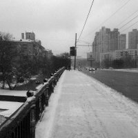 На мосту :: Александр