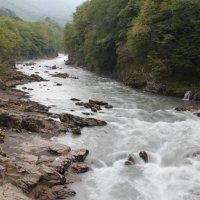 Река Белая :: Сергей Бесов
