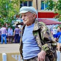 С уважением к вам,старики! :: A. SMIRNOV