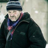 Тяжело... :: Saloed Sidorov-Kassil