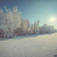 Зимний Урал :: Константин Осипов