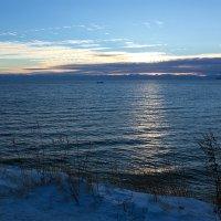Закат на Байкале :: Андрей Шаронов