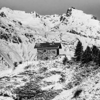 house in the mountains :: Dmitry Ozersky