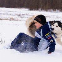 Зимние игры) :: photographer Anna Voron