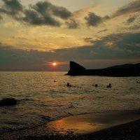 Упоение вечерним морем. :: СветЛана D