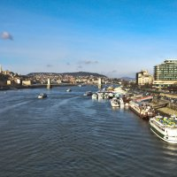 Дунай в Будапеште :: Андрей ТOMА©