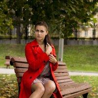 Великолепная Яна. :: Евгений Лобанов