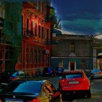 Воронцовский переулок :: Александр Корчемный