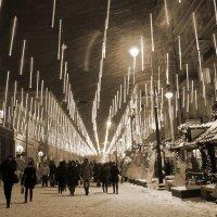 Новогодняя Москва :: Лариса Корженевская