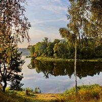 Осенняя  краса. :: Валера39 Василевский.
