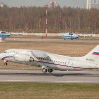 Ан-148 :: Александр Святкин