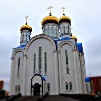 Собор Успения Пресвятой Богородицы. Астана. :: TATYANA PODYMA