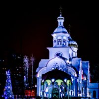 В ночь на Рождество!. :: Анатолий Бахтин