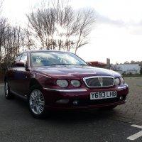 Rover 75 :: Natalia Harries
