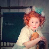 девочка мечта :: Евгения Малютина