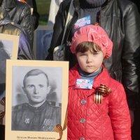 Первый Бессмертный полк великих Лук 9 мая 2014 :: Владимир Павлов