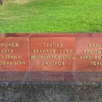 Первый Бессмертный полк Великих Лук :: Владимир Павлов