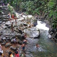 Таиланд. Паттайя. У водопада (2) :: Владимир Шибинский