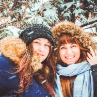 Снежок :: AnnaVesna Ladochkina