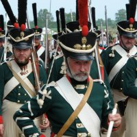 .......красота и достоинство русского воина 1812 года.... :: PETR