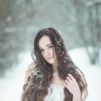 Зимняя Наталия :: Виктория Ходаницкая