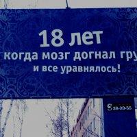 """Ещё один """"шедевр"""" безнравственной рекламы :: Владимир Максимов"""