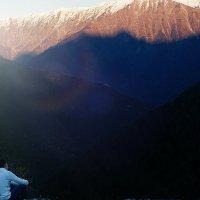 Двое в горах :: Лана Lavin