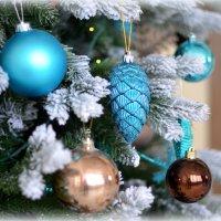 Новогодние мотивы :: Юлия