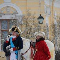 Равнение на Их  Величества!!!!!!! :: Tatiana Markova