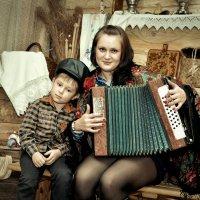 Играй гармонь !! :: Дмитрий Конев