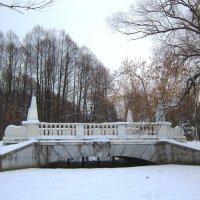 Мраморный мостик :: Андрей Снегерёв