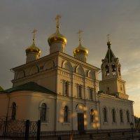 Вечер в Нижнем :: Александр Кореньков