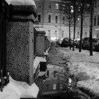 Петербург. Январь 1 :: Полина Ваневская